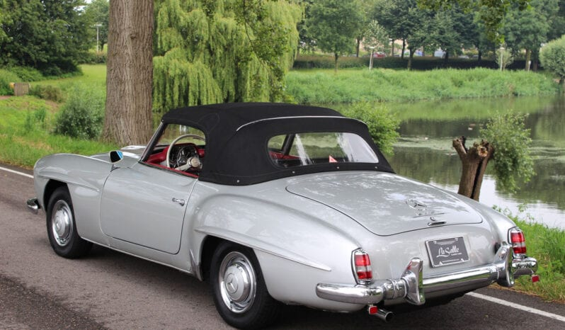 1963 Mercedes-Benz 190 SL vol
