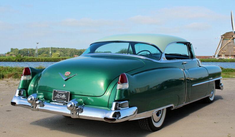 1953 Cadillac Coupe de Ville vol
