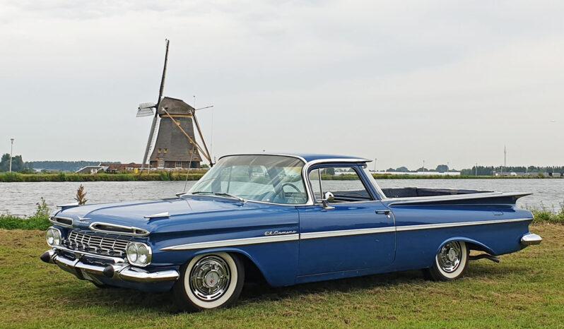 1959 Chevrolet El Camino vol