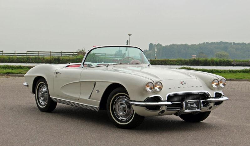1962 Chevrolet Corvette vol