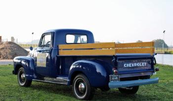 1951 Chevrolet 3600 Stepside vol